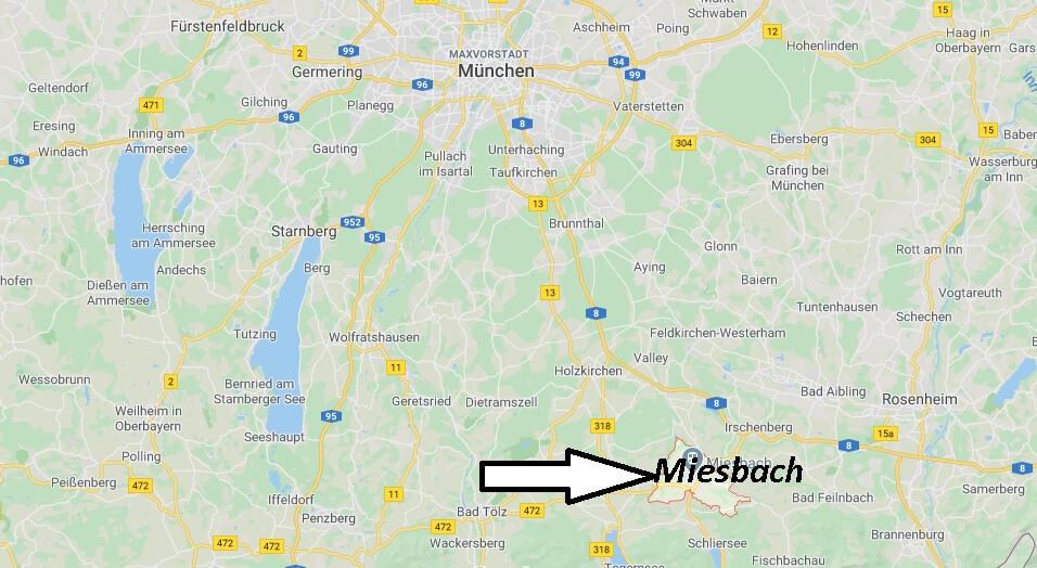 Miesbach Frühling