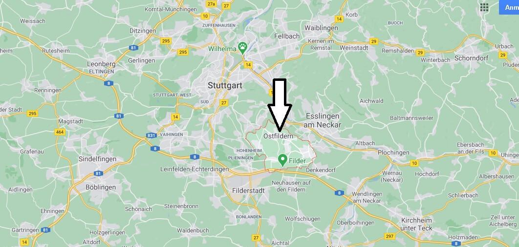 Stadt Ostfildern