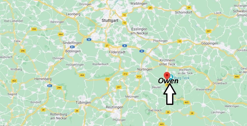 Stadt Owen