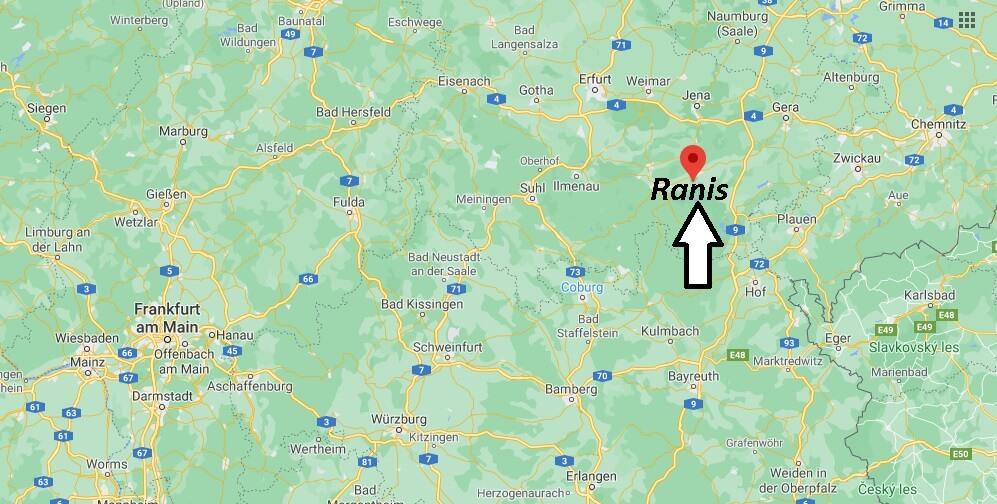 Stadt Ranis
