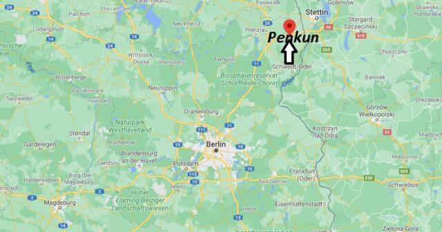 Wo liegt Penkun-Wo ist Penkun (Postleitzahl 17328)