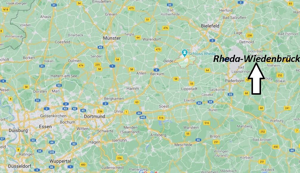 Stadt Rheda-Wiedenbrück