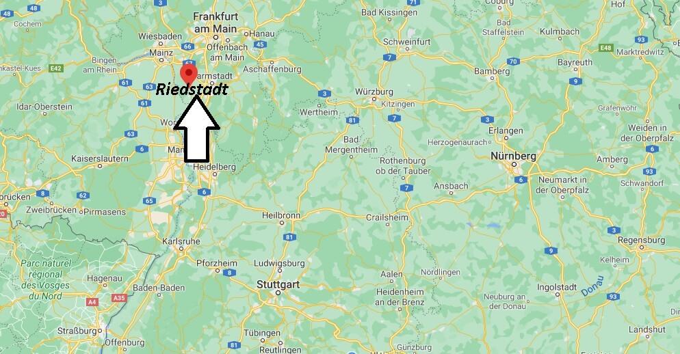 Stadt Riedstadt