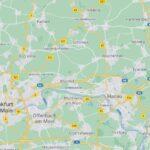 Wo ist Ronneburg (Postleitzahl 63549)