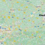 Wo liegt Rheda-Wiedenbrück - Wo ist Rheda-Wiedenbrück (Postleitzahl 33378)