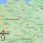Wo liegt Rheinau – Wo ist Rheinau (Postleitzahl 77866)