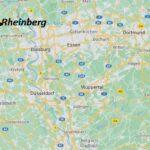Wo liegt Rheinberg – Wo ist Rheinberg (Postleitzahl 47495)