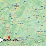 Wo liegt Rheinböllen - Wo ist Rheinböllen (Postleitzahl 79618)