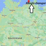 Wo liegt Ribnitz-Damgarten - Wo ist Ribnitz-Damgarten (Postleitzahl 18311)