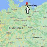 Wo liegt Richtenberg – Wo ist Richtenberg (Postleitzahl 18461)