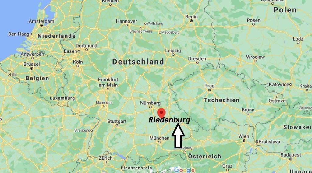 Wo liegt Riedenburg - Wo ist Riedenburg (Postleitzahl 93339)