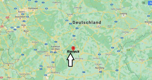 Wo liegt Rieneck