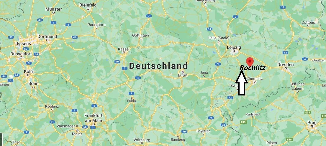 Wo liegt Rochlitz