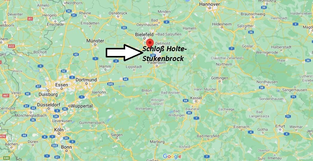 In welchem Bundesland liegt Stukenbrock