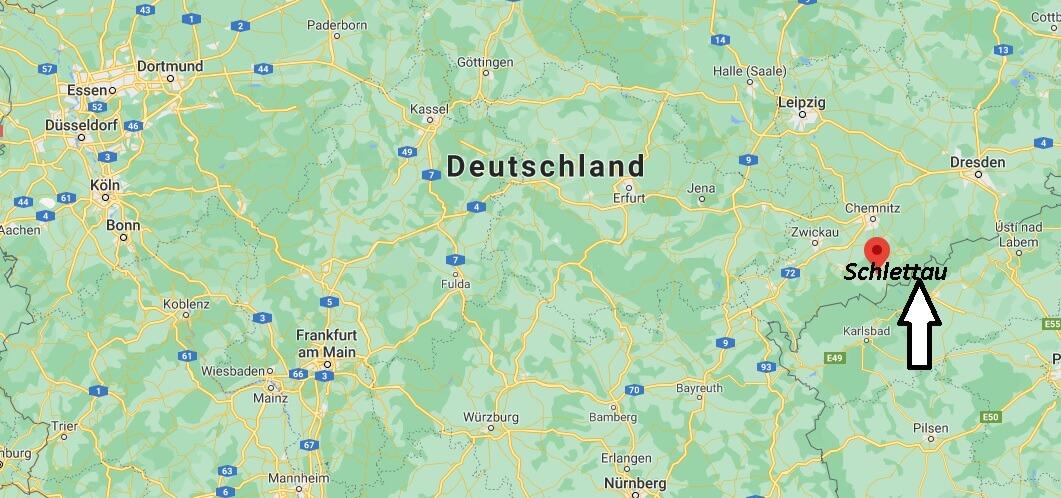 Stadt Schlettau
