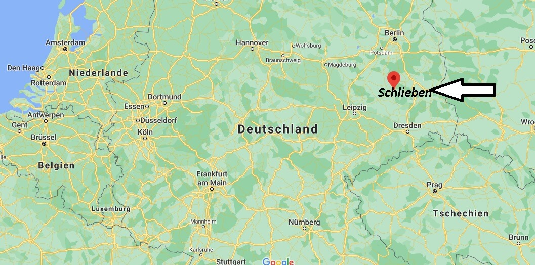 Stadt Schlieben