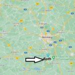 Wo ist Roth (Postleitzahl 91154)