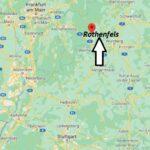 Wo ist Rothenfels (Postleitzahl 09393)