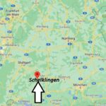 Wo ist Schelklingen (Postleitzahl 89601)