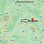 Wo ist Scheßlitz (Postleitzahl 96110)