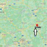 Wo ist Schlitz (Postleitzahl 36110)