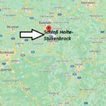 Wo ist Schloß Holte-Stukenbrock (Postleitzahl 33758)