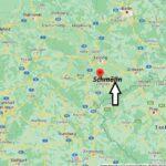 Wo ist Schmölln (Postleitzahl 04626)