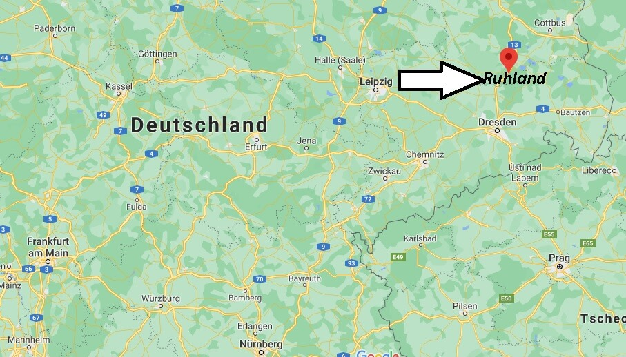 Stadt Ruhland