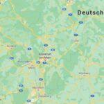 Wo liegt Saarburg