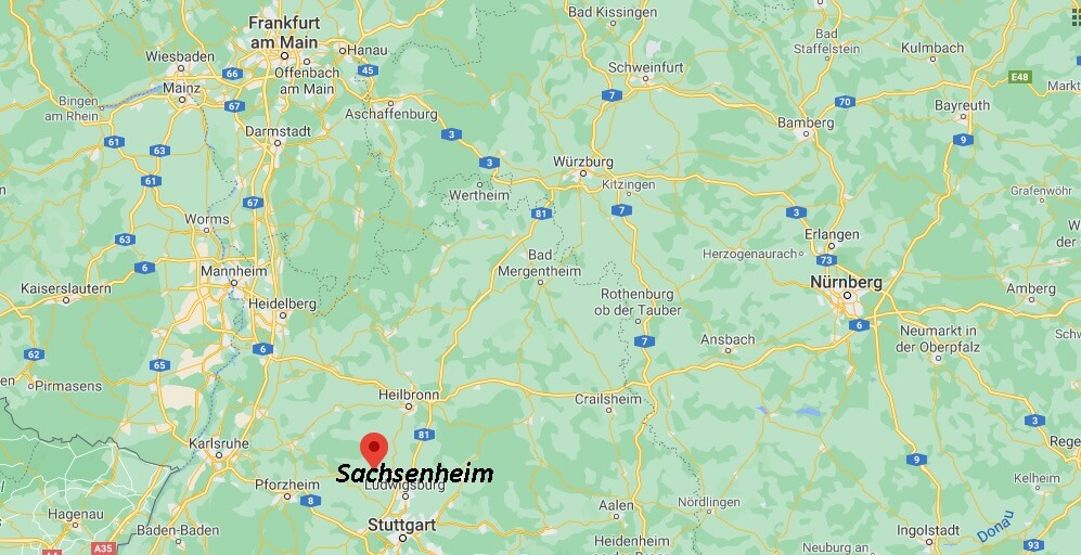 Stadt Sachsenheim