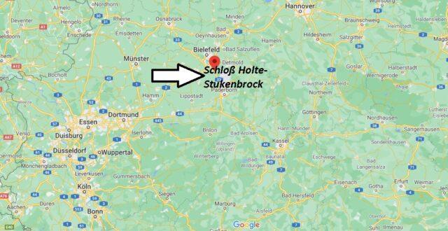 Wo liegt Schloß Holte-Stukenbrock
