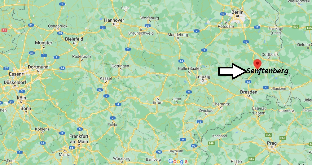 In welchem Bundesland ist Senftenberg