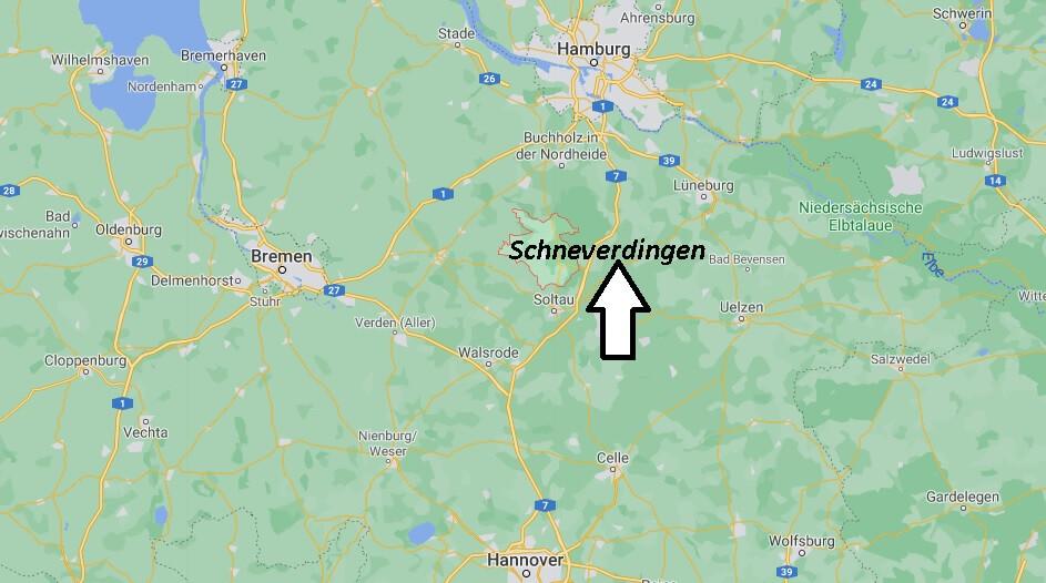 Stadt Schneverdingen