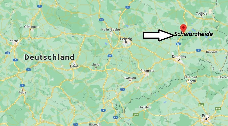 In welchem Bundesland liegt Schwarzheide