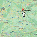 Wo ist Schneeberg (Postleitzahl 08289)