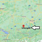 Wo ist Schongau (Postleitzahl 86956)