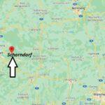 Wo ist Schorndorf (Postleitzahl 73614)