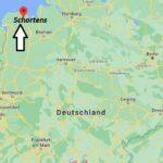 Wo ist Schortens (Postleitzahl 36419)