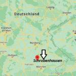 Wo ist Schrobenhausen (Postleitzahl 86259)