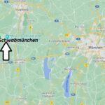 Wo ist Schwabmünchen (Postleitzahl 86830)