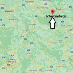 Wo ist Schwanebeck (Postleitzahl 39397)