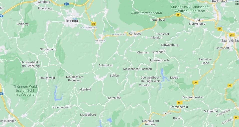 Stadt Schwarzatal