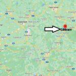 Wo ist Seesen (Postleitzahl 38723)