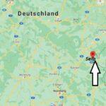 Wo ist Selb (Postleitzahl 95100)