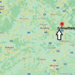 Wo liegt Schnaittenbach
