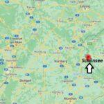 Wo liegt Schönsee
