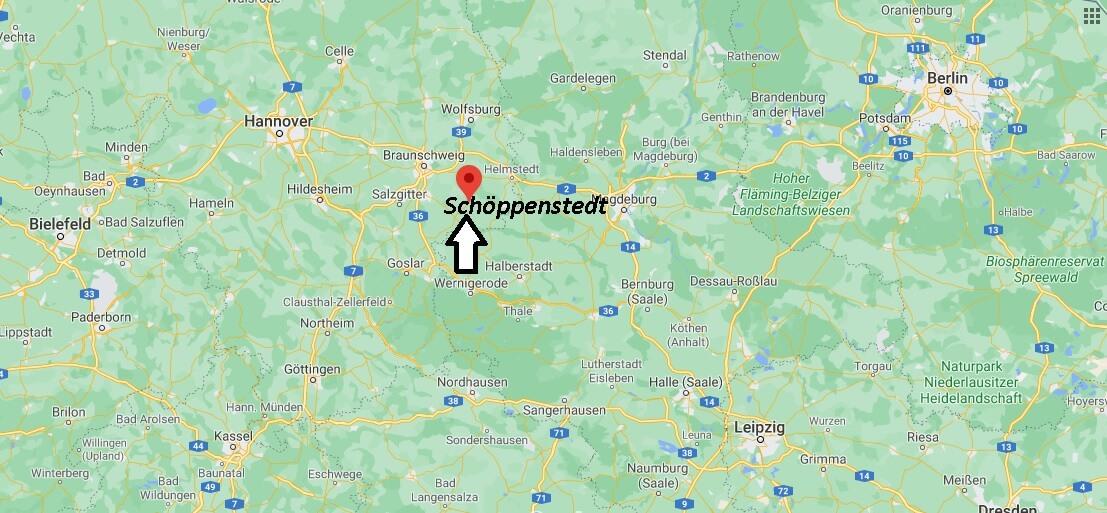 Wo liegt Schöppenstedt