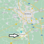 Wo liegt Schwabach