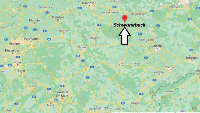 Wo liegt Schwanebeck