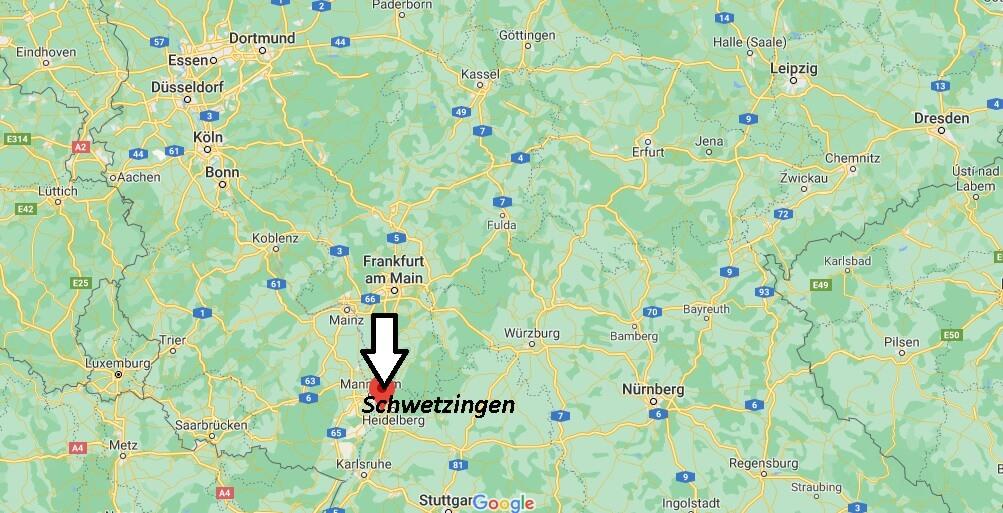 Stadt Schwetzingen